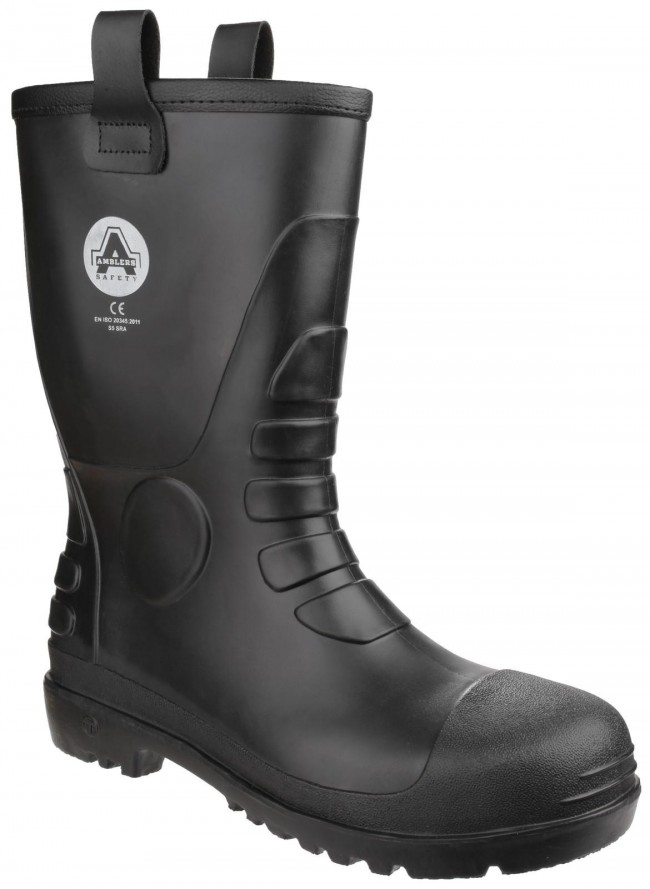 8b7d8798ff29 ... Mens Waterproof PVC Pull on Safety Rigger Work Boot. 24926-41229a.jpg