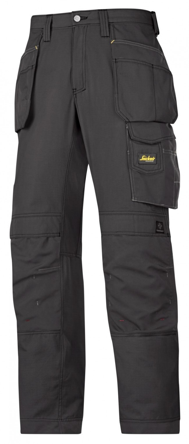 9018f921228 Home; Snickers 3213 Craftsmen Holster Pocket Work Trousers, Rip-Stop.  3213_0404.jpg