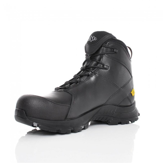 ad5d2d23ae5 Haix Black Eagle Safety 50 Mid Gore-Tex ESD Waterproof Lightweight ...