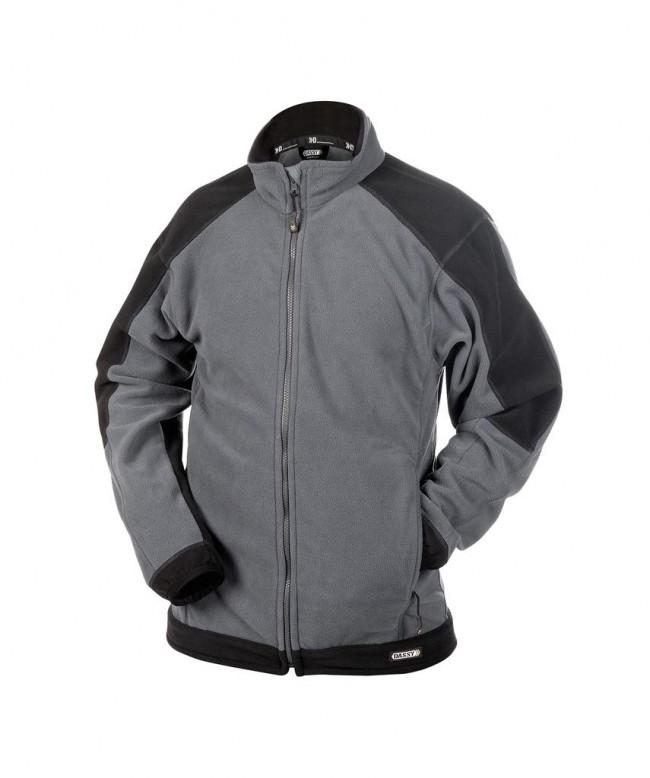 Details about  /DASSY Kazan Two-Tone Fleece Jacket COLOUR CHOICE-VAT RECEIPT