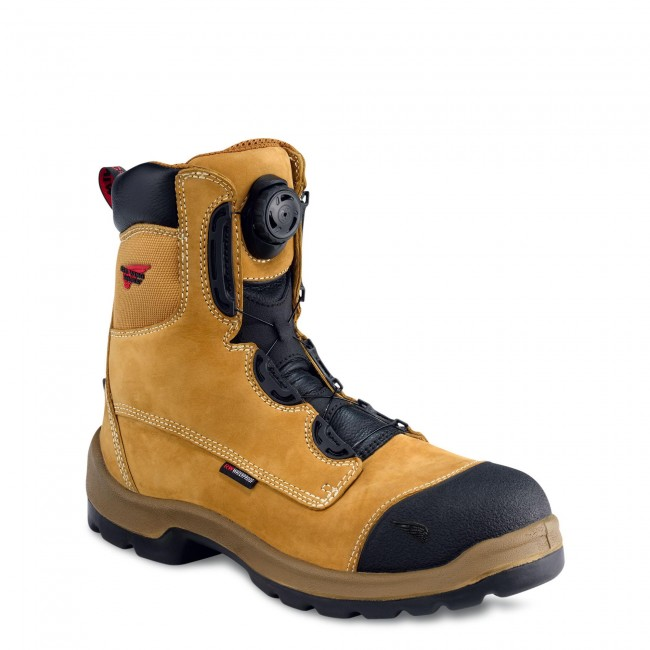 Red Wing 3262 Mens 8 Inch New Honey