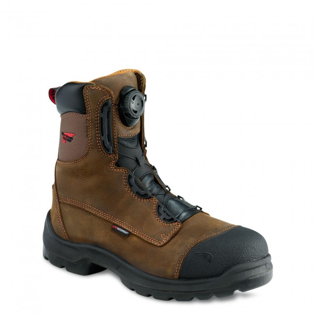 Red Wing 3268 Mens 8 Inch Safety work