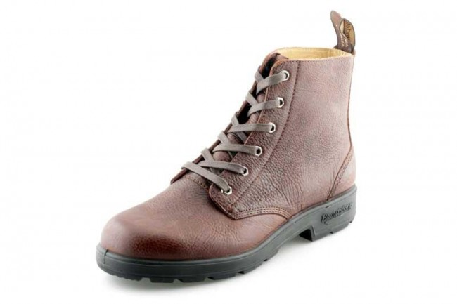 82c6eaa797b69 Home; Blundstone 1454 Brown Tumble Leather Lace Up Boot.  blndstn_1454-Grained-Leather-Dark-Brown__a.jpg