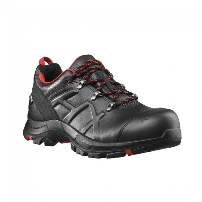 Haix 610008 Black Eagle Safety 54 Gore-Tex Laced Up Safety Shoe