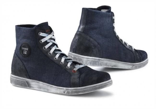 Casual Motorcycle Boots | Denim Brix Moto