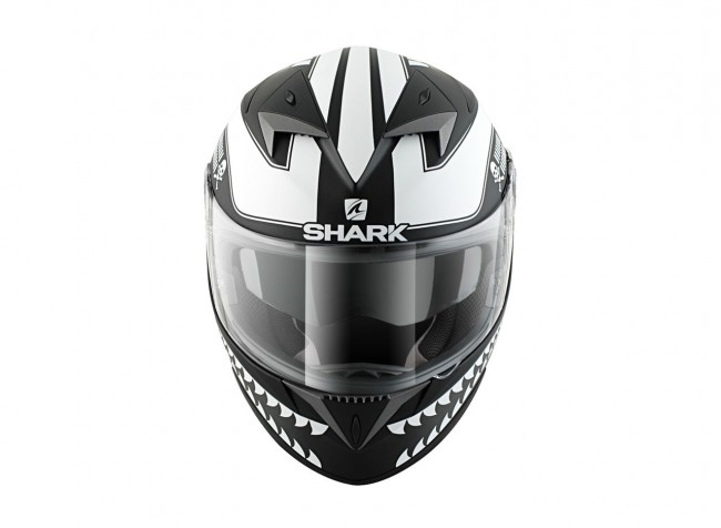 f4bb5671 Shark S700S Motorbike Helmet Legion Matt Black | KKW Brix Moto