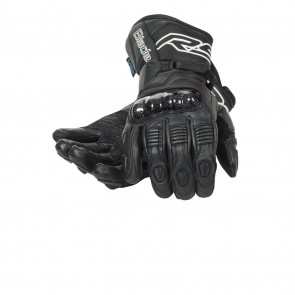 EVO Professional Leather Motorbike Motorcycle Gloves wind water Proof Racing